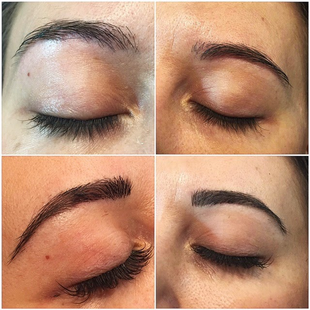 Jessica Jean Myers: Eyebrow Extensions - Game Changer!