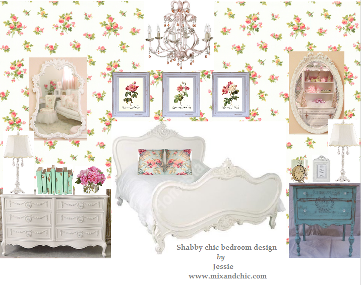 Remarkable Shabby Chic Bedrooms 716 x 566 · 501 kB · png