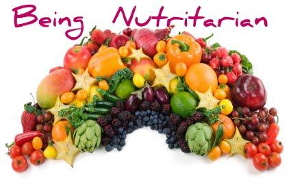 Being Nutritarian