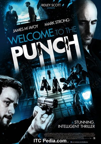 Welcome to the Punch (2013) WEBRip x264 - SSDD