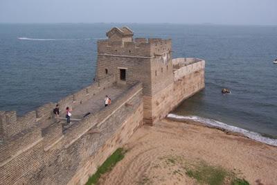 Ternyata Inilah Ujung Dari Tembok Besar China [ www.BlogApaAja.com ]