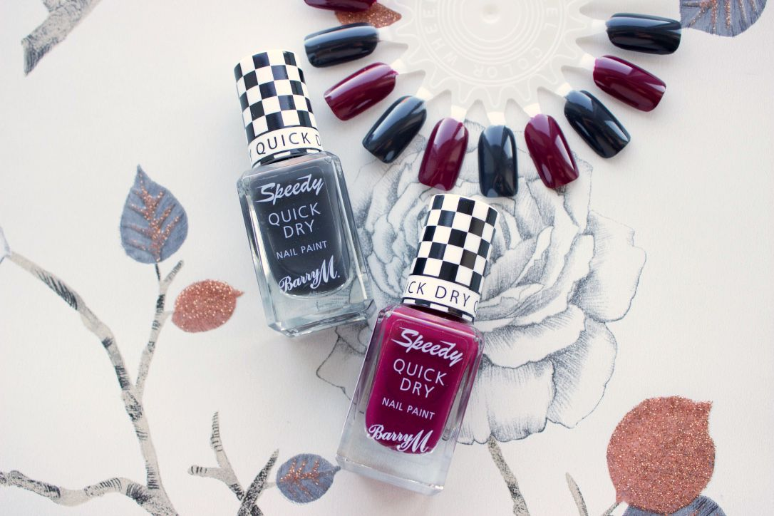Barry M Speedy Quick Dry Autumn Nail Polish