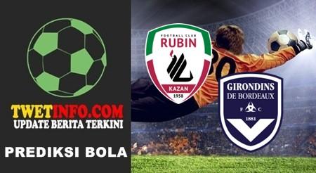 Prediksi Rubin Kazan vs Bordeaux