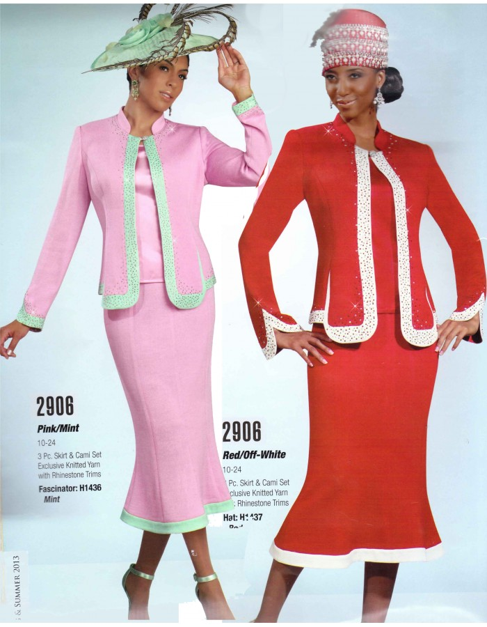 Wearing Special Dresses On Special Occasions Womens Church Suits Plus