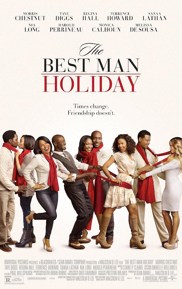 La película The Best Man Holiday ( El mejor amigo del novio )