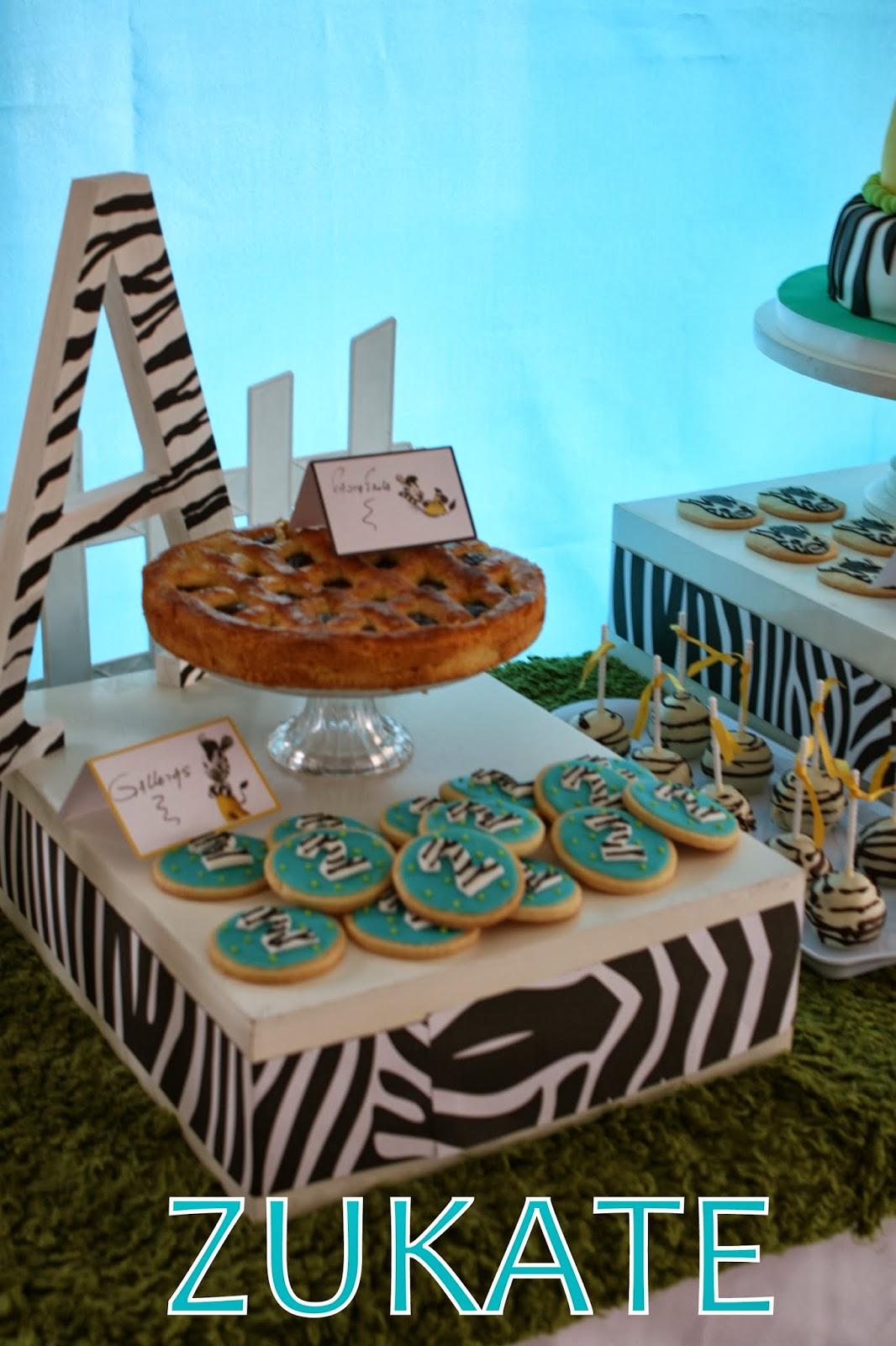 Más de 1000 ideas sobre Fiestas De Cumpleaños Cebra en