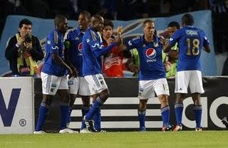 Clasificados Cuartos Final Copa Postobon
