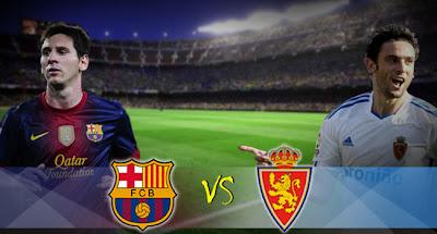 Barcelona - Real Zaragoza