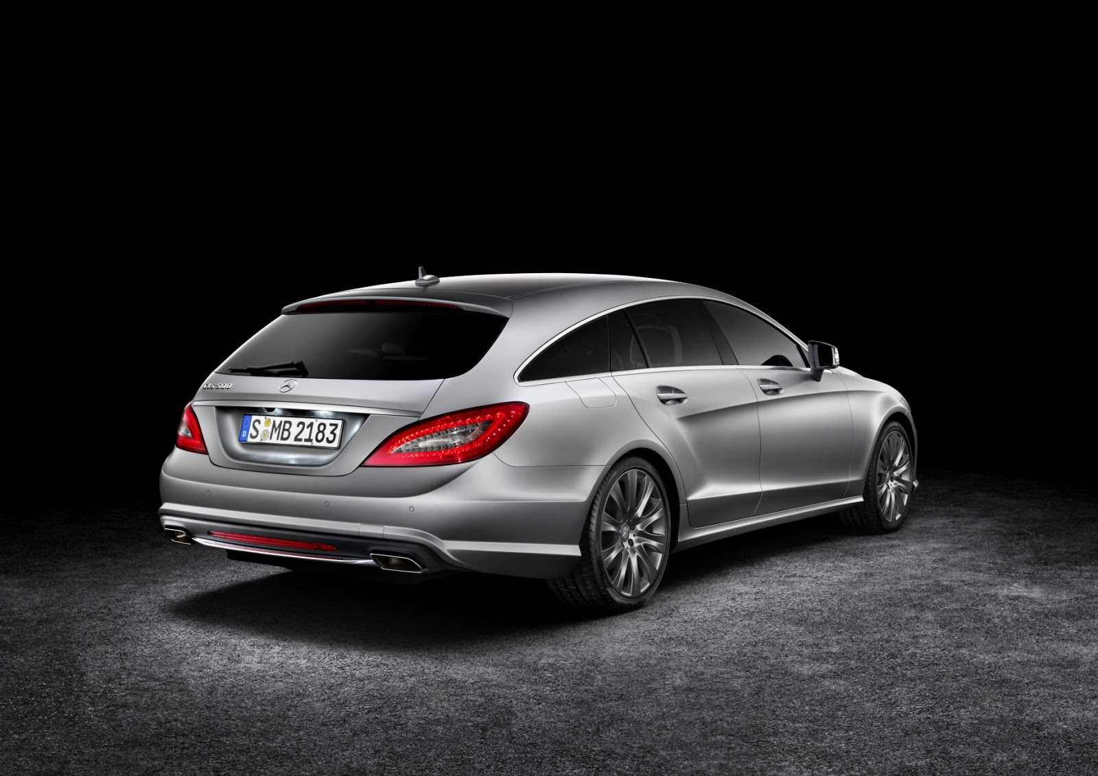 all cars nz 2013 mercedes benz cls shooting brake 350 cdi. Black Bedroom Furniture Sets. Home Design Ideas