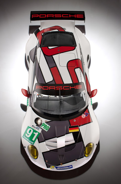 2013 Porsche 911 RSR Official Debut & Photos