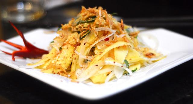 vietnamesisk mangosalat