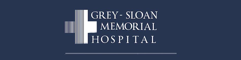 Grey-Sloan Memorial Hospital