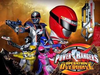Power Ranger Operation Overdrive|| Power Ranger Operation Overdrive
