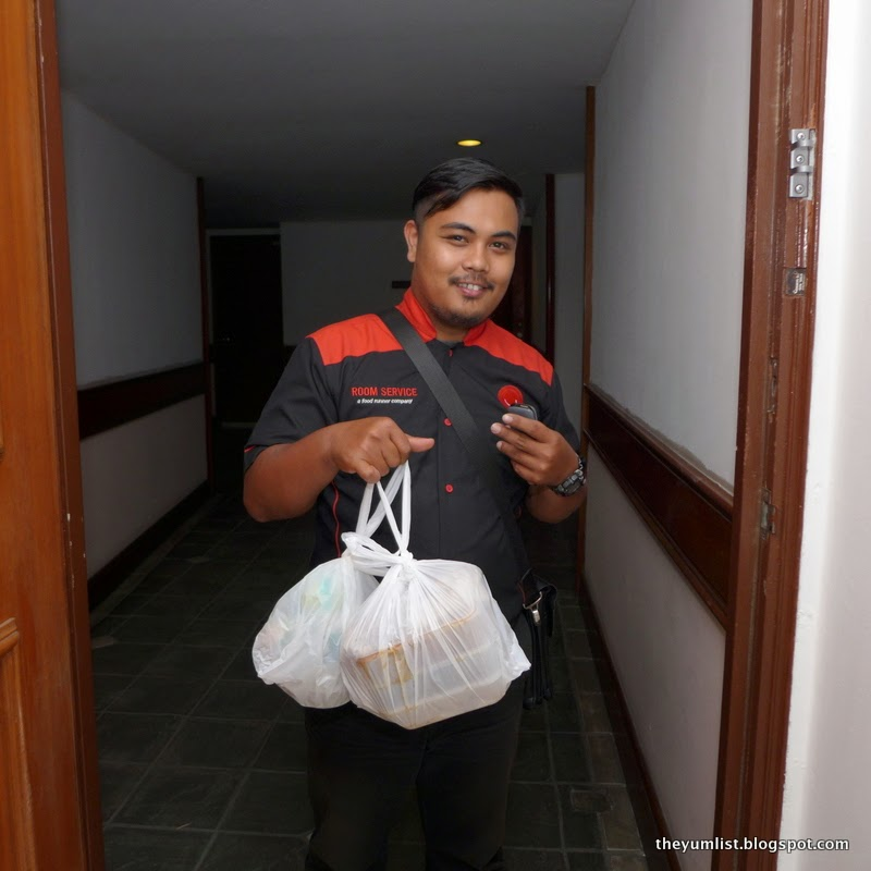 room service delivery kl