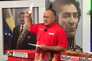 "Cabello sugirió que Holt era ""jefe de la CIA en América Latina"""