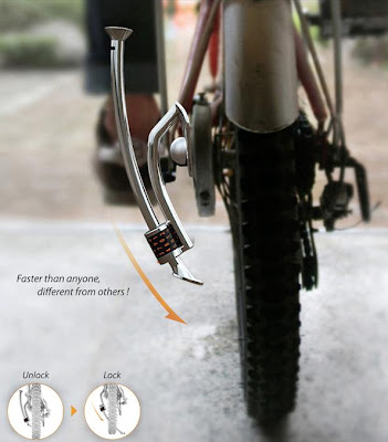 Creative Bike Locks and Cool Bike Lock Designs (15) 2
