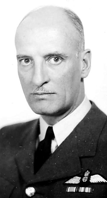 Flight Lieutenant Arthur Meredith Dunstan