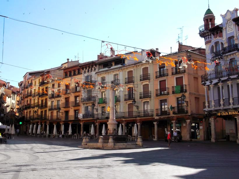 Viva el jamón de Teruel