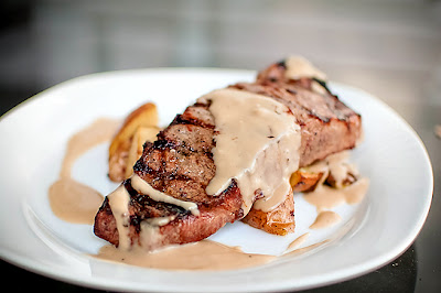 Steak Allemande