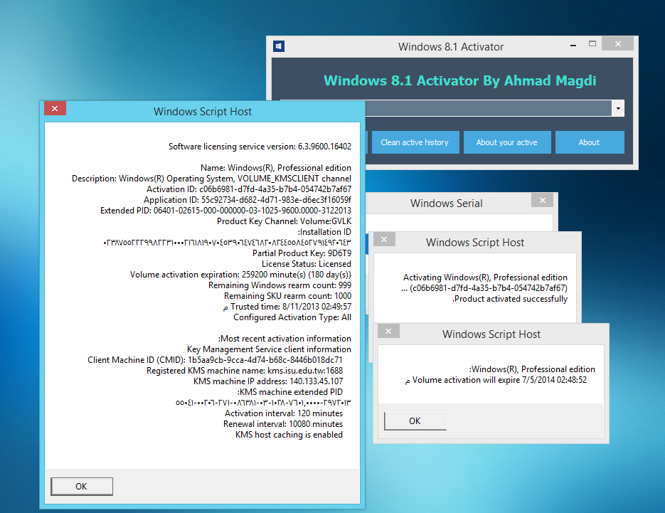 activator windows 8.1 pro terbaru