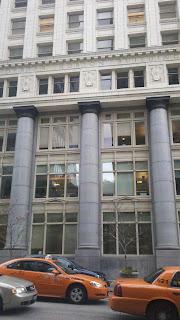 2nd Avenue facade of Seattle's Dexter Horton Building