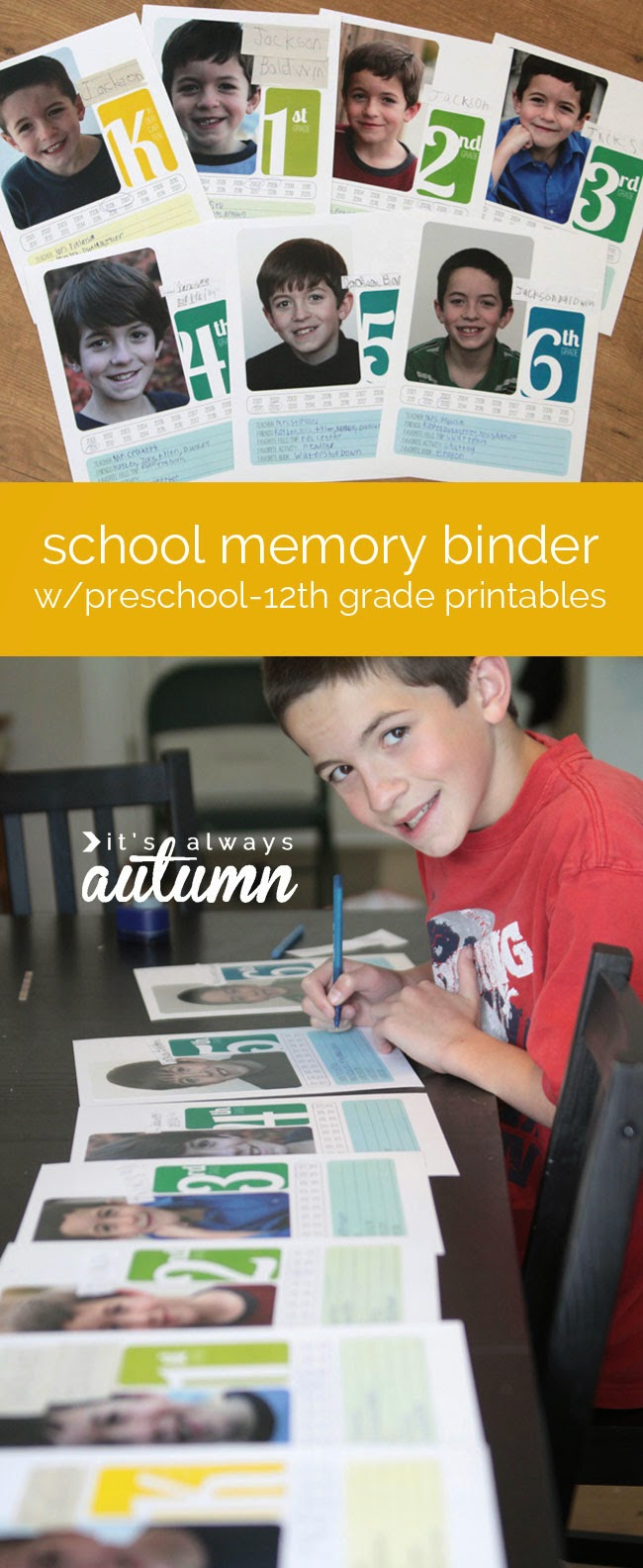 http://www.itsalwaysautumn.com/2014/04/18/get-organized-school-memory-binder.html