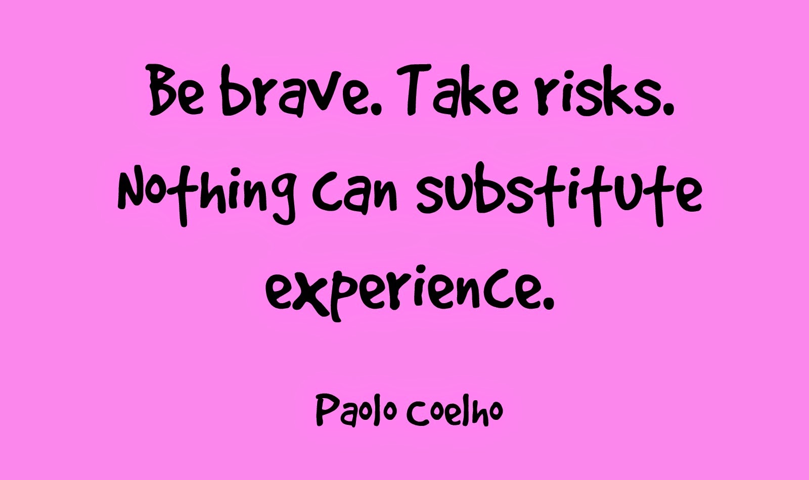 Paolo Coelho quote