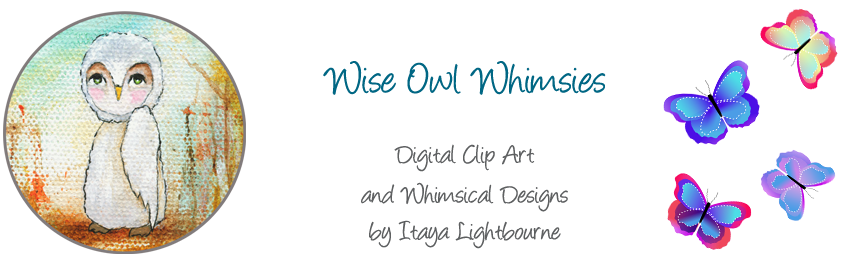 Wise Owl Whimsies