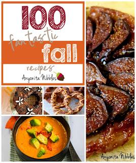 100 Fantastic Fall Recipes from www.anyonita-nibbles.com