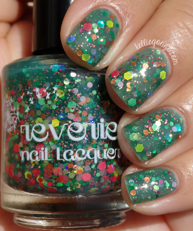 Reverie Nail Lacquer Yuletide