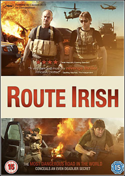 download filme Route Irish  AVI e RMVB