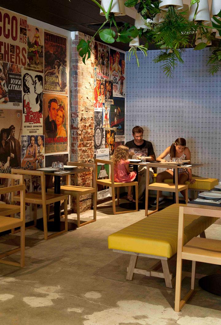 Comodoos interiores tu blog de decoracion pizzeria for Decoracion pizzeria