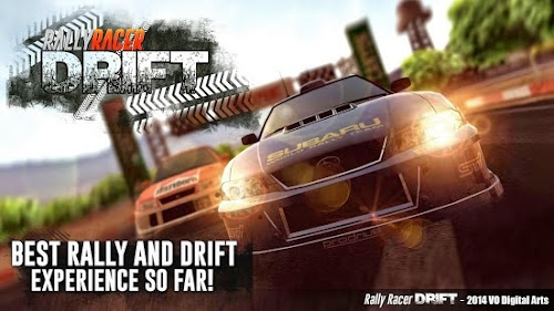 Rally Racer Drift Apk v1.05 Mod [Unlimited Money]