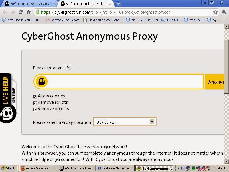 Free VPN Proxy