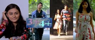 3+4+ short film poster