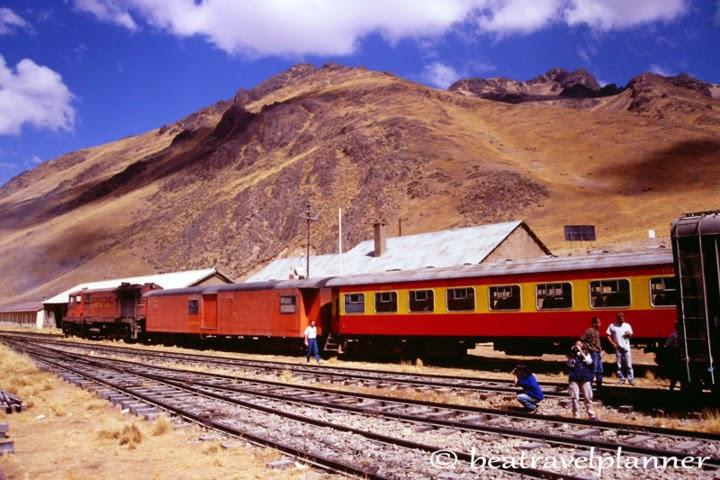 Altipiani peruviani
