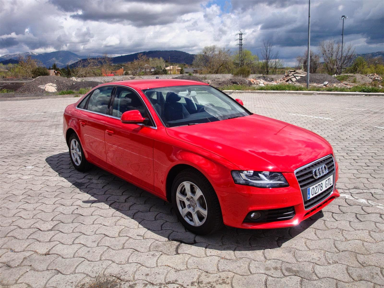 Audi A4 2.0 TDI 120 CV