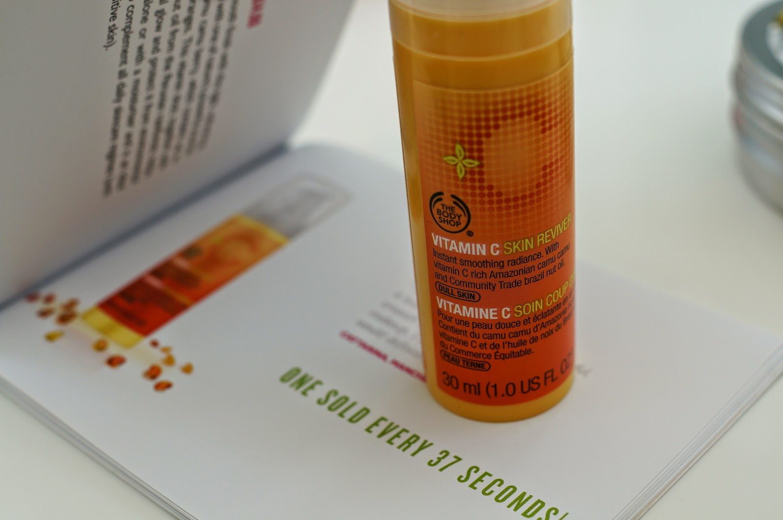 The Body Shop Vitamin C Skin Reviver