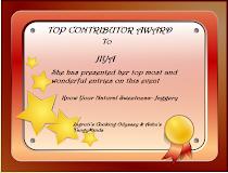 Top Contributor award