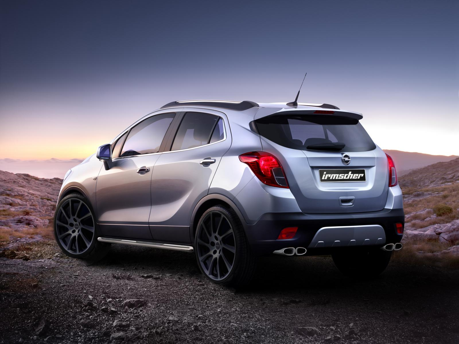 Opel Mokka By Irmscher Car Tuning Styling