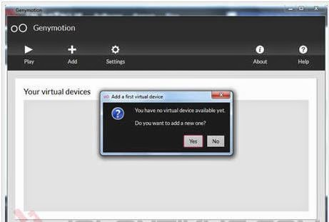 genymotion tambah device aplikasi android untuk PC windows 7, 8 dan Mac