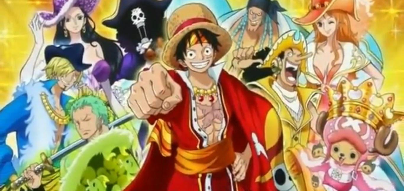 One Piece วันพีช ฤดูกาลที่ 17 ซับไทย [ตอนที่ 629-746]