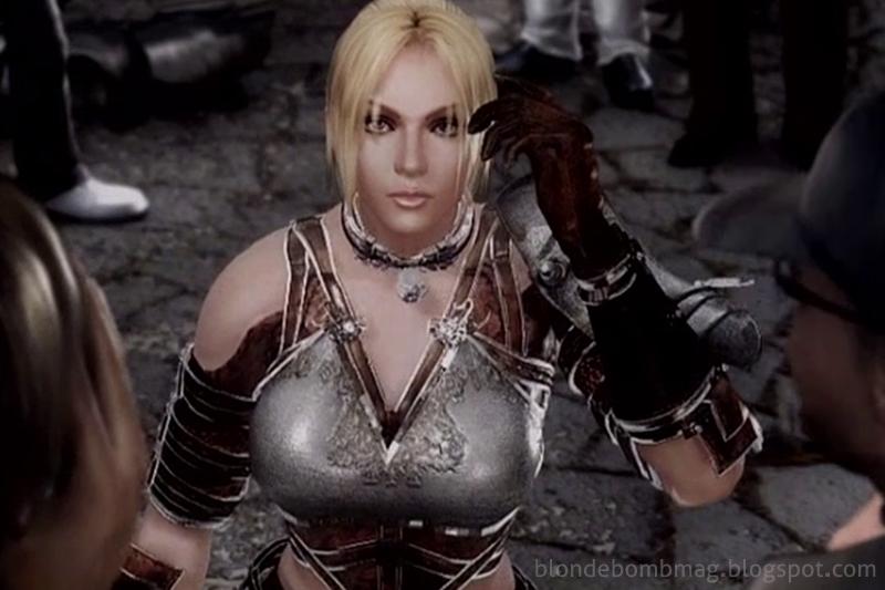 Soul Calibur Nina Williams Tekken
