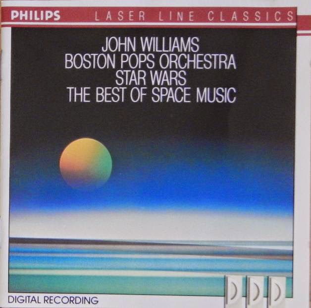John Williams - Star Wars - The Best Of Space Music