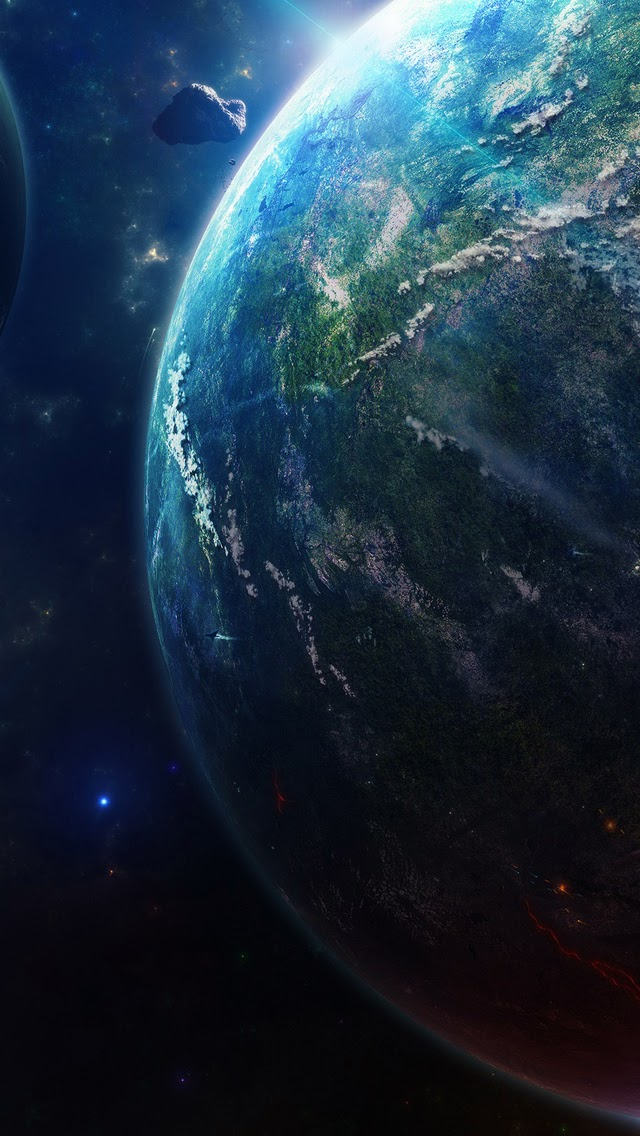 Top Blackberry Themes Free earth wallpaper iphone 5