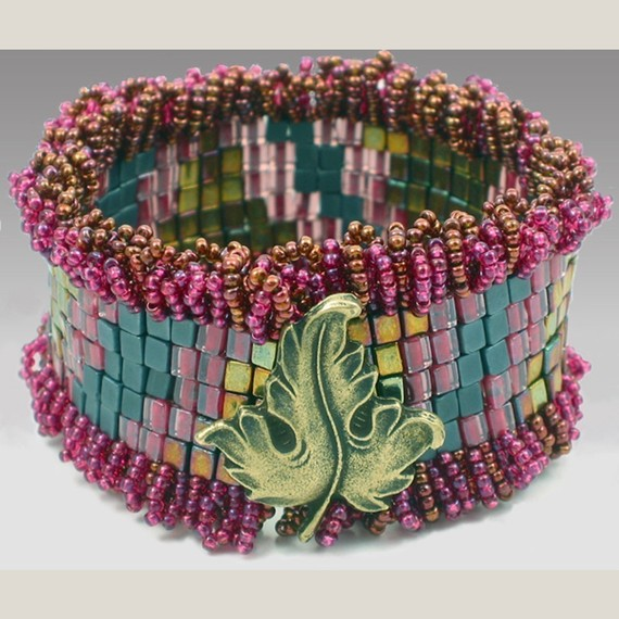 Bead Crochet Instructions : BEADED CROCHET FREE JEWELRY PATTERN - CROCHET PATTERNS