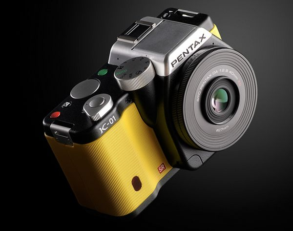PENTAX K-01 Digital Hybrid Camera