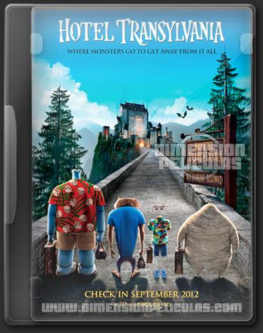 Hotel Transylvania (BRRip HD Español Latino) (2012)