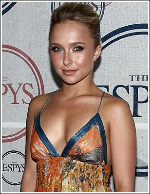 panettiere cleavage Hayden