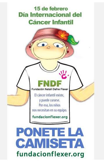 CANCER INFANTIL DIA INTERNACIONAL 15 DE FEBRERO